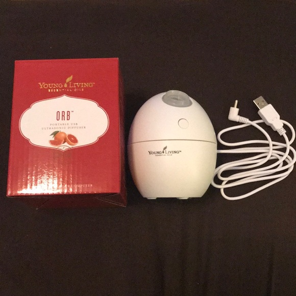 New Young Living Orb Diffuser